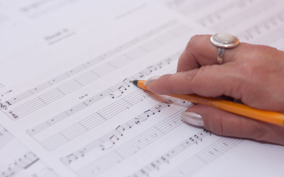Do yourself a favour – if you are planning to play an instrument, learn to read written music as well
